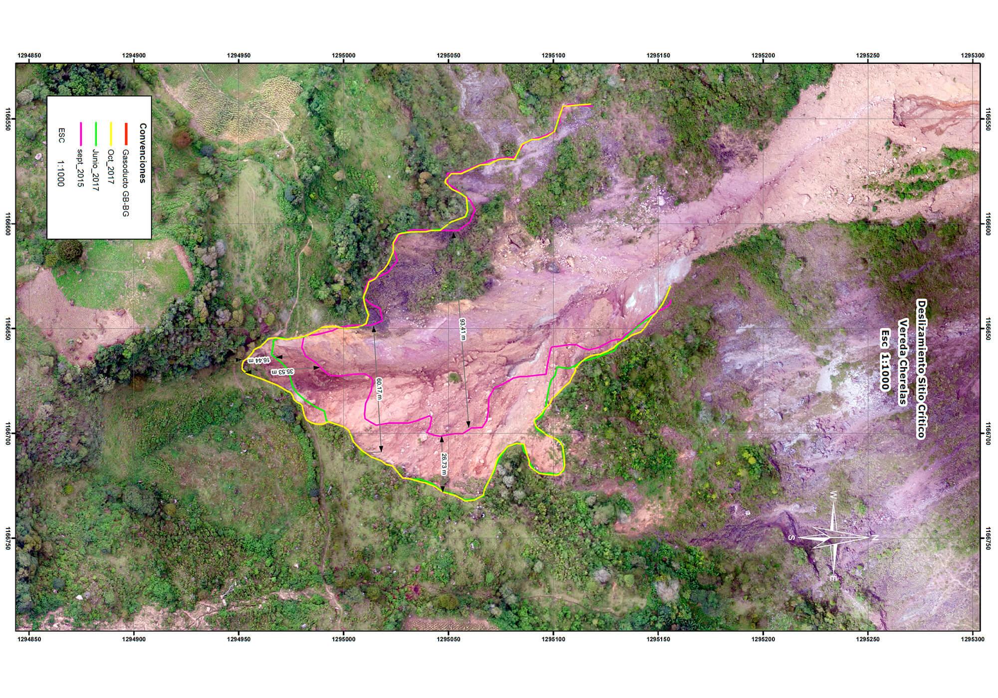 Monitoreo Geotecnico con Drone