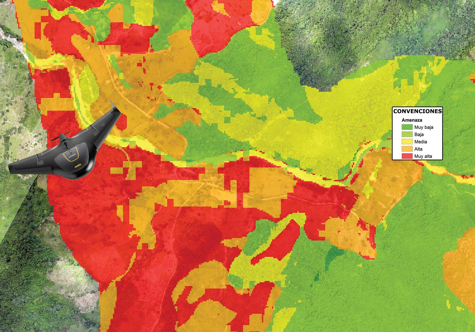 Evaluación de Amenaza, Vulnerabilidad y Riesgo Geotécnico